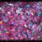 'blossom' glitter mix