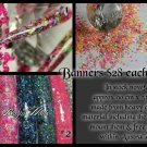 *REDUCED* BLAZIN NAILS BANNERS