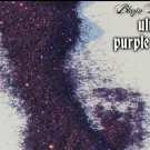 PURPLE VELVET UF - glitter mix