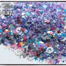 'laugh it up' glitter mix