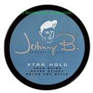 Johnny B Xtra Hold Hair Styling Pomade 2.25 oz - Adds Shine, Never Sticky