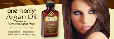 One 'n Only Argan Oil Treatment from Moroccan Argan Trees 3.4 oz - Fast Shipping