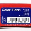 Tec Italy Designer Color, Colori Pazzi Violet / Violeta Haircolor 3 oz