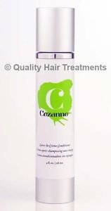 Cezanne Leave in Creme Conditioner 4 oz - NEW