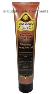 One 'n Only Argan Oil Moroccan Argan Trees Volumizing Strong Hold Gel 5.3 oz
