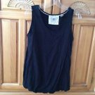 Women's black sleeveless top size small by element