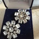 Set of 2: Beautiful Vintage Jewelry 1940's Pins