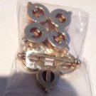 Set of 2: Beautiful Condition Vintage Jewelry 1940's Pins