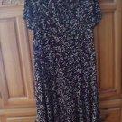 Women's Print Dress Size Large by Chaps