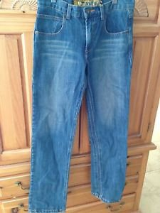 Women's Blue Jeans Size 1 By Volcom