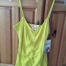 women's top camisole mustard yellow by Roxy size medium
