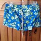 Women's print Shorts Size 5 by Rusty ^