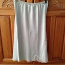 Women's blue slip by maidenform size large ^