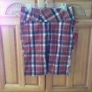 Women's Plaid Shorts By Element Size  5