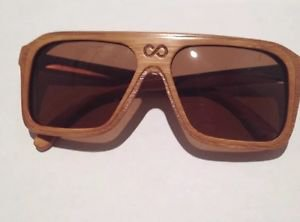 Solewood natural wood polarized sunglasses: unsinkable, handcrafted, waterproof