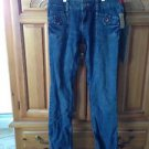 Womens blue jeans size 3 Bootcut by element