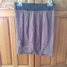 Women's mocha skirt with flap size medium by Element