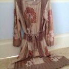Stunning Womans Dress By Designer Gossemer Size Xl Beautiful condition