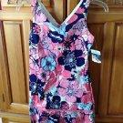 Roxy Girl sleeveless print dress Size Medium