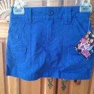 Roxy girl skort Size 8 blue ^