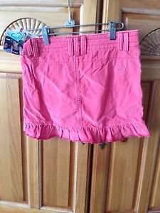 Roxy Girl corduroy melon skirt Size 12