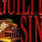Guilty As Sin by Tami Hoag (1996, Hardcover)