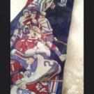 Hockey Motif Men's Tie