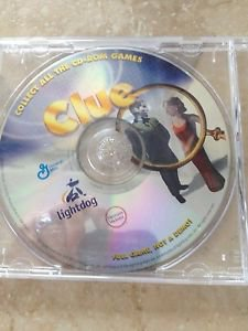 Clue Full Game Cd Beautiful Condition