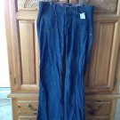 Womens jeans size 3 by billabong low rise baggy