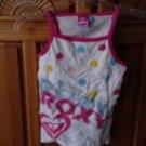 Roxy girl camisole top size medium