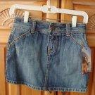 Girls Denim Distressed Skirt Size 10 by Roxy