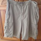 faded glory Mens shorts size 38 tan