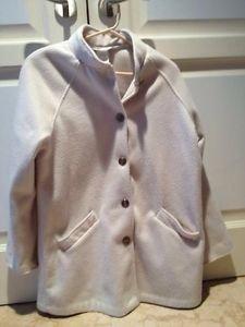 Off White Jacket By Blair Size Medium