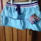 Roxy Girl Powder blue skort Size Medium