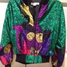 Multi Colored Jacket One Size By Michelle Fashion
