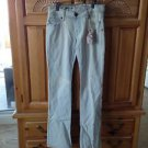 Womens jeans size 3 by billabong low rise boot cut