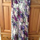 Womens Full Length Print Skirt One Size By Sterling Styles