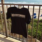 Ucf Knightmare 2010 Basketball Short Sleeve T-Shirt Size Small Mint Condition