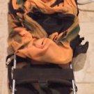 Set Of 3: Jansport Backpack With Frame