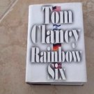 Rainbow Six by Tom Clancy (1998, Hardcover)