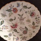 "Andrea By Sadek Beautiful Floral Plates Approximately 7.5"" Set Of 4"
