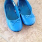 Girls Size 1 Blue Shoes by Cherokee beautiful!!!