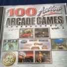 100 Action Arcade Games Cd Vol 3