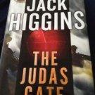 The Judas Gate by Jack Higgins (Hardcover)
