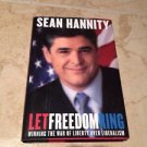 Let Freedom Ring By Sean Hannity Hardcover