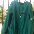 NFL Miami Dolphins size 2XL Pullover Jacket