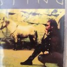 sting cassette tape beautiful condition
