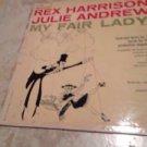 Rex Harrison my fair lady record album