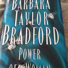 the power of a woman by barbara taylor bradford hardcover