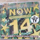now that's what I call music #14 cd